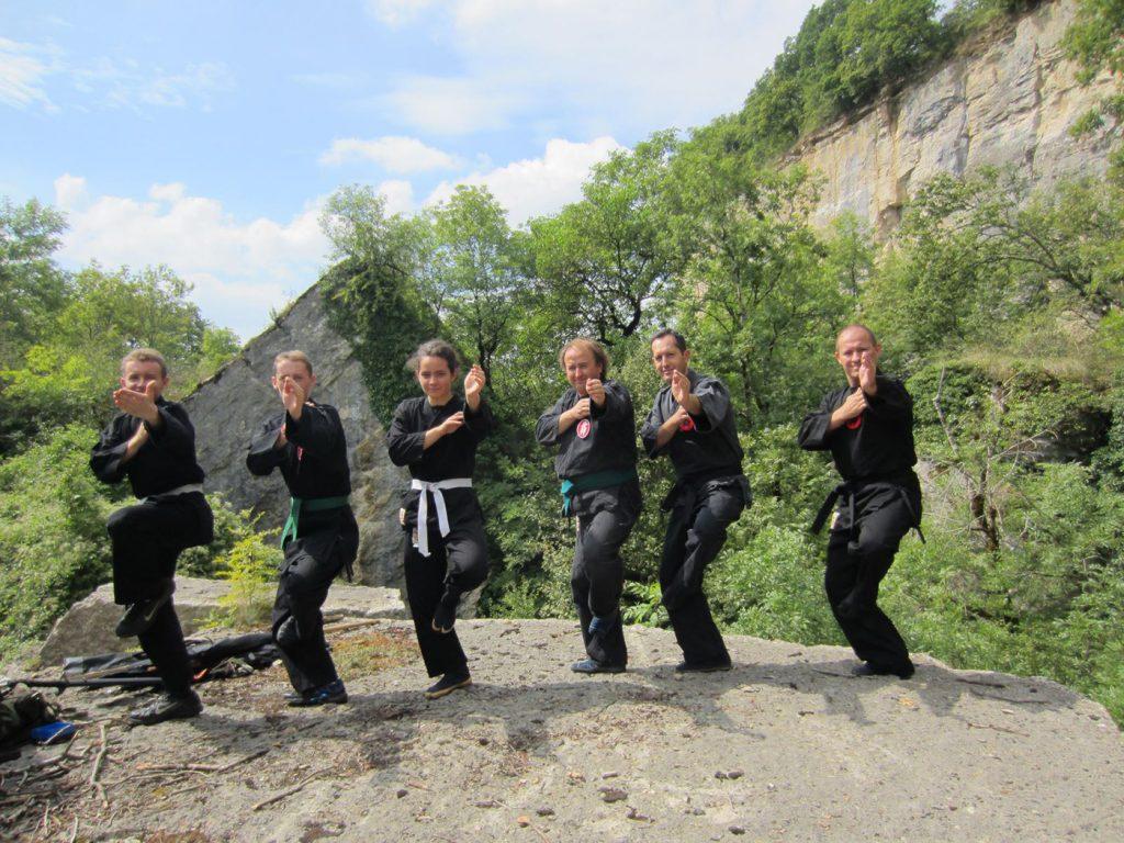 ninjutsu-dijon-bujinkan-sortie-darcey-2013-2