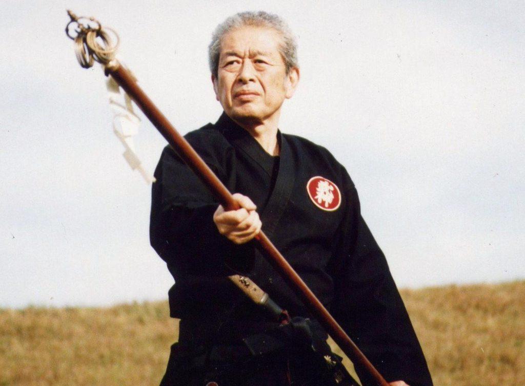 ninjutsu-dijon-bujinkan-dojo-Hatsumi1