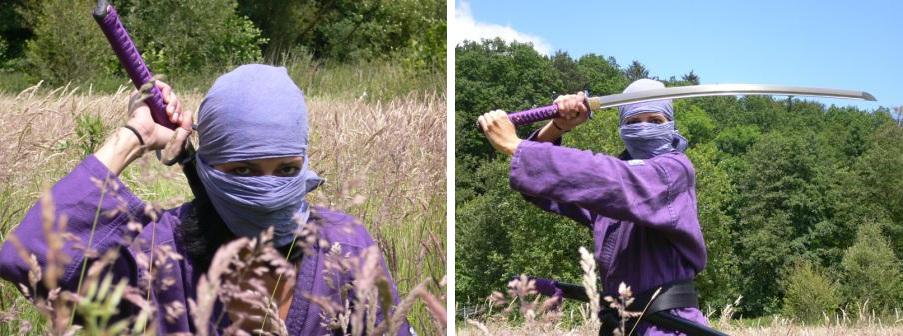 ninjutsu-dijon-bujinkan-dojo-kunoichi-violet